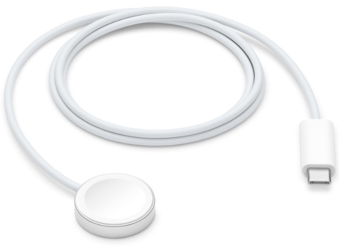 photo of Apple Watch SE now comes with a USB-C Magnetic Charging cable image