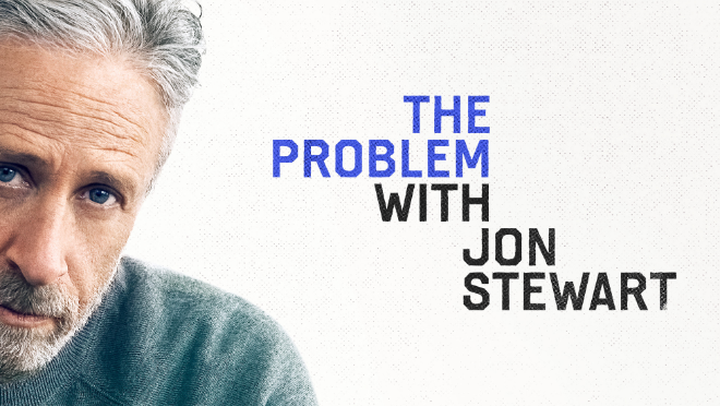 photo of Apple TV+ reveals first look at 'The Problem With Jon Stewart,' premiering Sept. 30th image