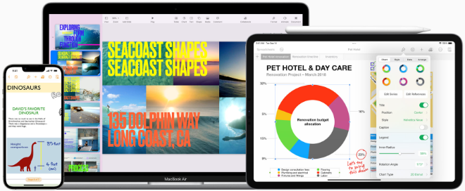 photo of Apple unveils new iWork features, including pivot tables in Numbers image